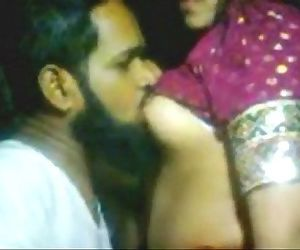 Indian sexy chachi with her neighbor - 3 min
