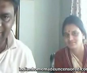 Honey Indian Couple At Home - 6 min