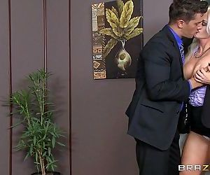 Brazzers - Holly Heart - Big Tits at Work - 7 min HD