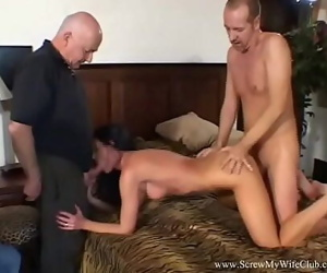 Swinger Wife Lives Out Her Fantasy 17 min